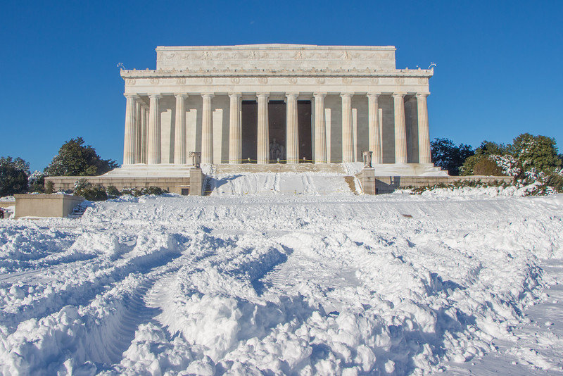 Jan. 24th - Lincoln Memorial