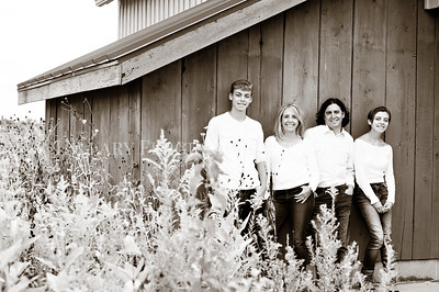 Blake-Weinman Family