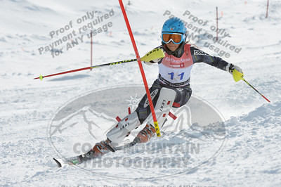 U14 Girls Slalom