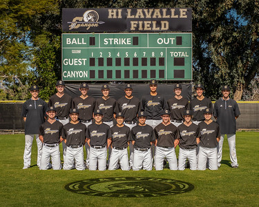 JV Canyon Team