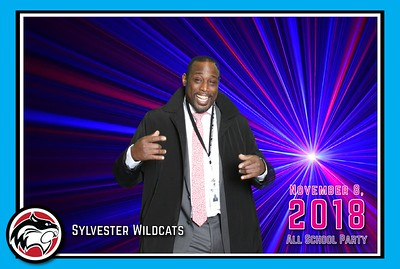 Sylvester Glow Party 2018
