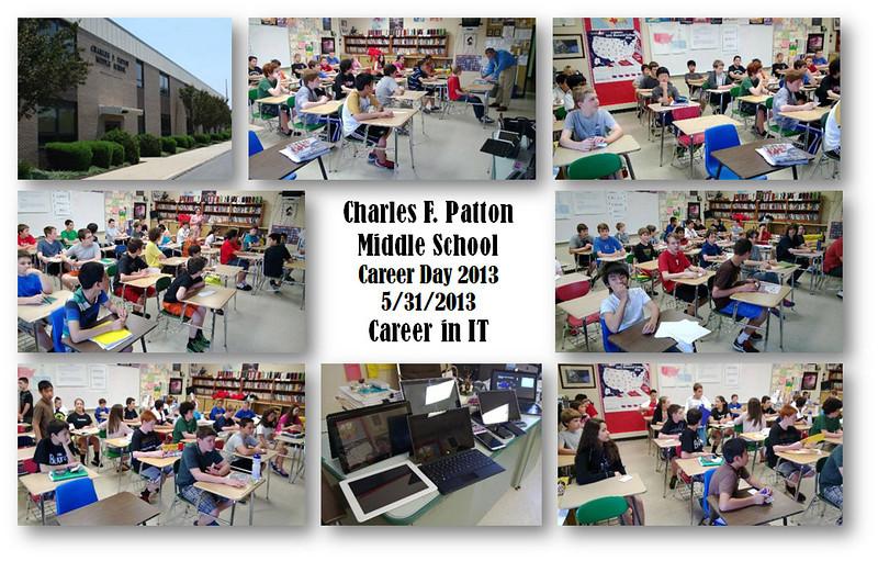 20130531 Career Day - Career in IT