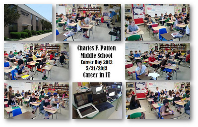 20130531 Career Day - Career in IT