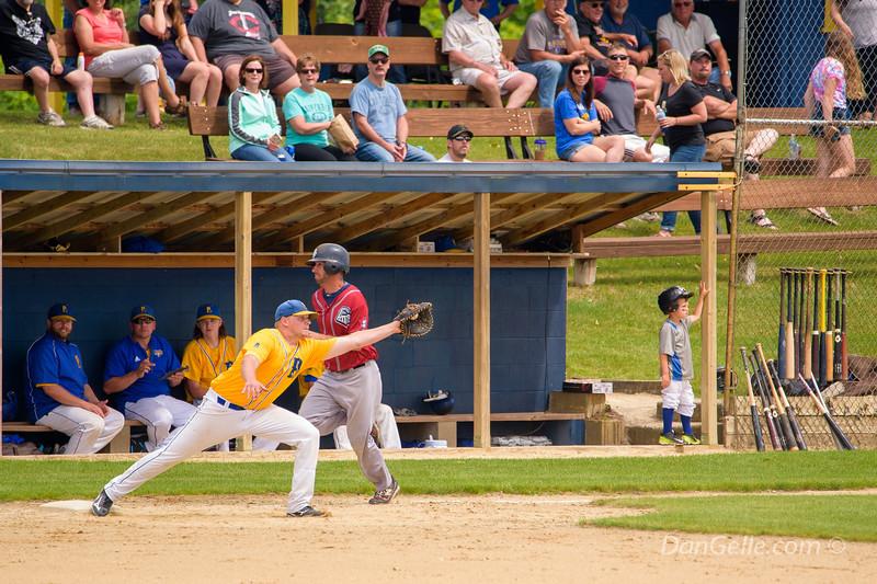 Pearl Lake Lakers Baseball vs Kimball Express