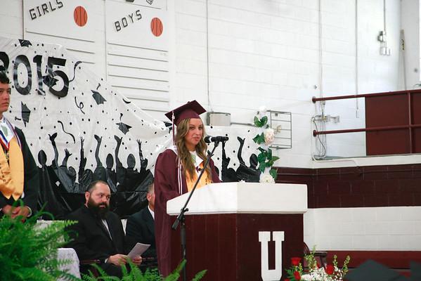 Unaka High School 2015