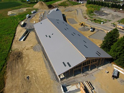Large Animal Teaching Complex, Cornell University   04JUL12