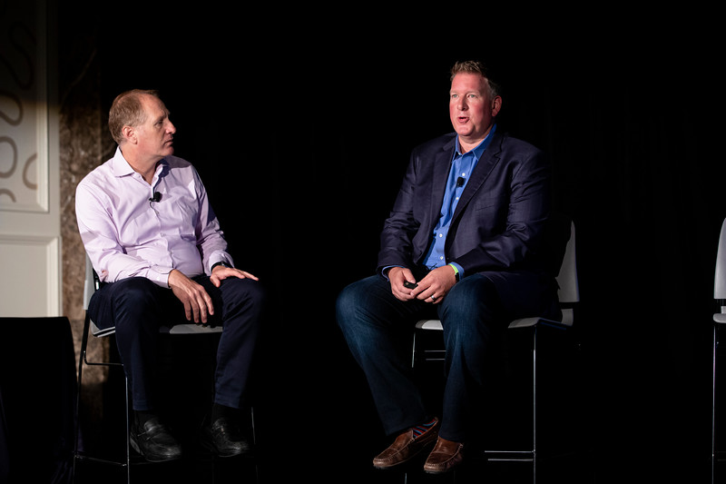 Intelligent RPA and Automation StageTed Shelton, CEO, Catalytic & Chad Rich, Sr. Director IT, Commerical Applications & Innovation, E. & J. Gallo WineryThe Enterprise Automation Journey: Lessons learned with E&J Gallo