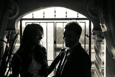 Anisha & Jinesh Engagement Party
