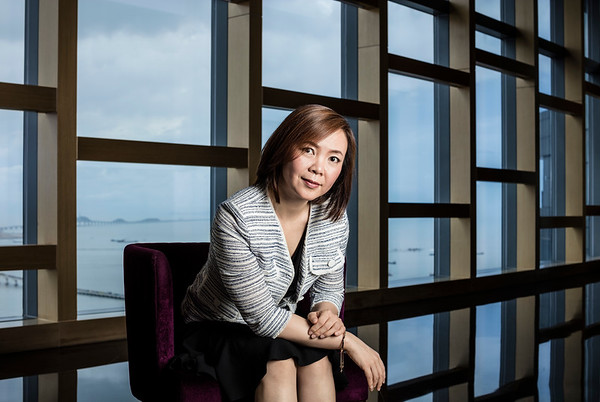 Constance Hsu - Melco-Crown