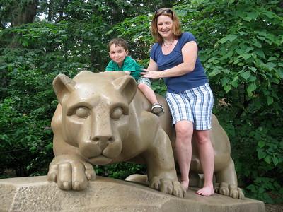 06-13 Sandie Nittany Lion