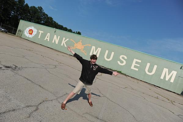 AAF Tank Museum Danville, VA