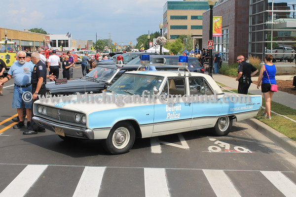 8/14/15 - Ferndale Emergency Vehicle Show