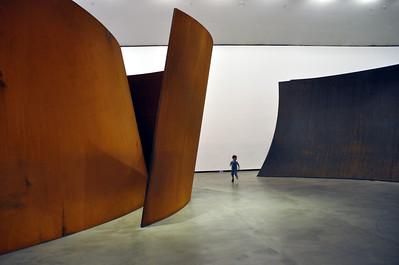 Basque Country - Richard Serra and Eduardo Chillida