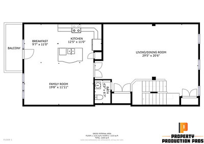 Forest Ridge Floor Plan