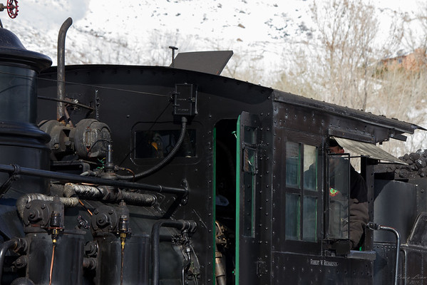 Steam and Snow March 2016