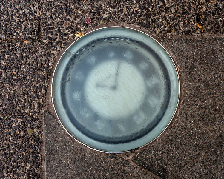 Ground Clock