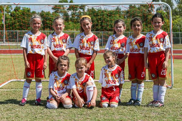 Saint Philip's Episcopal Girls Soccer, 2019