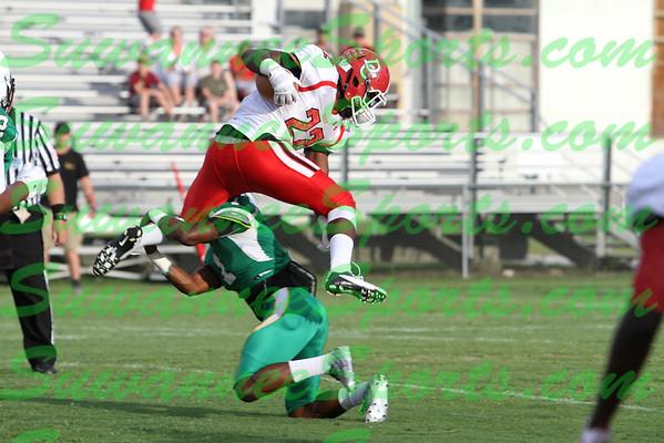Dixie County High School Football