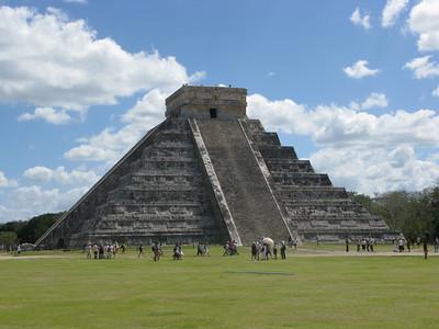 080220 Cancun Chichen Itza II