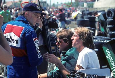 F1 Long Beach 1983