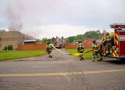 Structure Fire - 125 Stamm Rd. Newington, CT. - 9/5/21