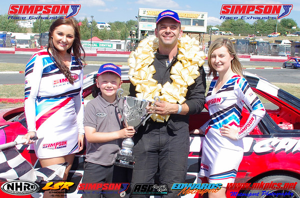 Lightning Rod Simpson Race Exhausts National Championship