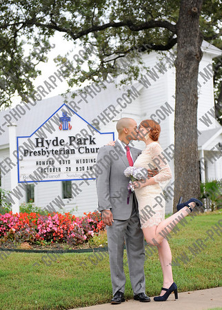 Boyd/Howard Wedding