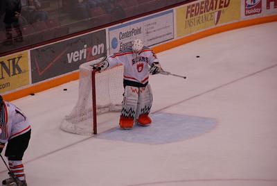 2011 03 12:  Day 3, MN Boys AA Hockey Tourney