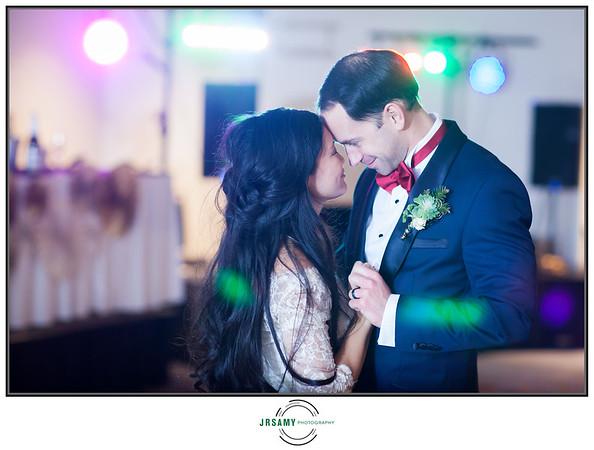 Lara and Derek's NYE Wedding-12-31-16
