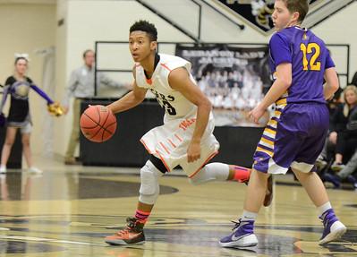 Basketball - Waynesville 2015-16 - Camdenton Districts