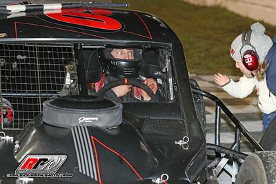 New Smyrna Speedway - 2/13/19 - Rick Ibsen