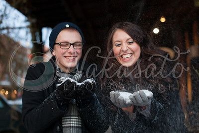 Amber & Andre {engagement session}