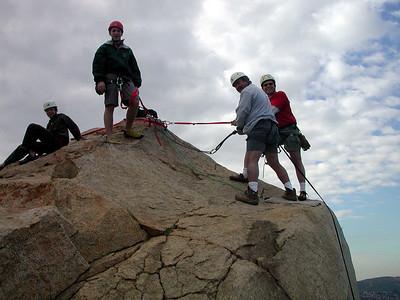 Dec/12/2004 - Rock Climb