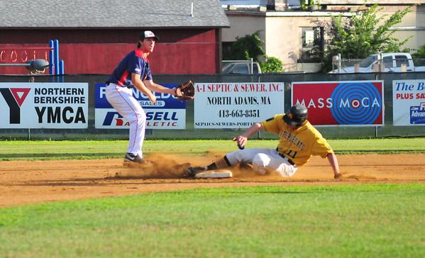 Steeple Cats vs Holyoke 7-26-2013
