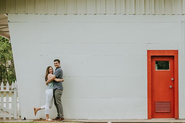 Kayla & Scott are engaged!