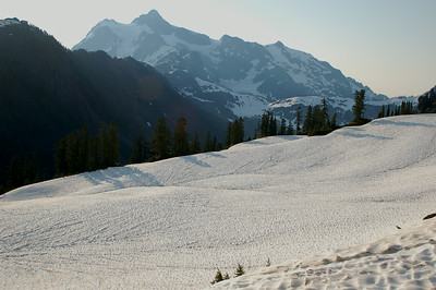 Ride to Mt Baker 7-15-14