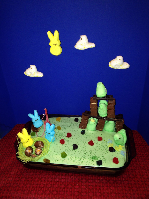 . Angry Bunnies, (Jessica Rolen, Age 13)