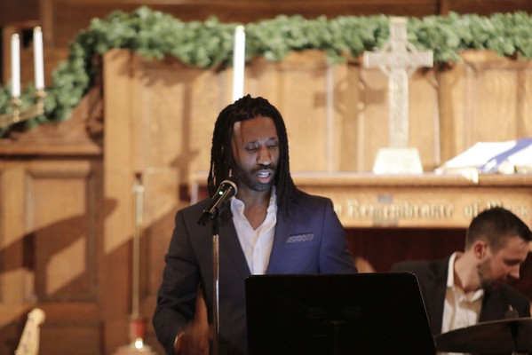 Omari Tau and Friends at Pioneer Congregational United Church of Christ 12 16 18