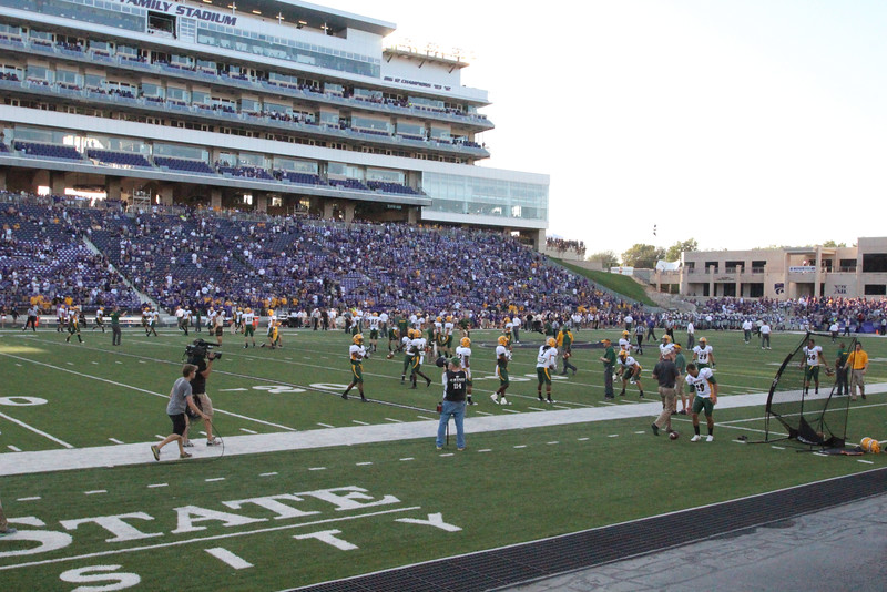 2013 Bison Football - Kansas State 019.JPG