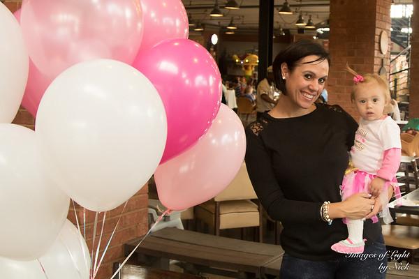 Amy's 1st Birthday