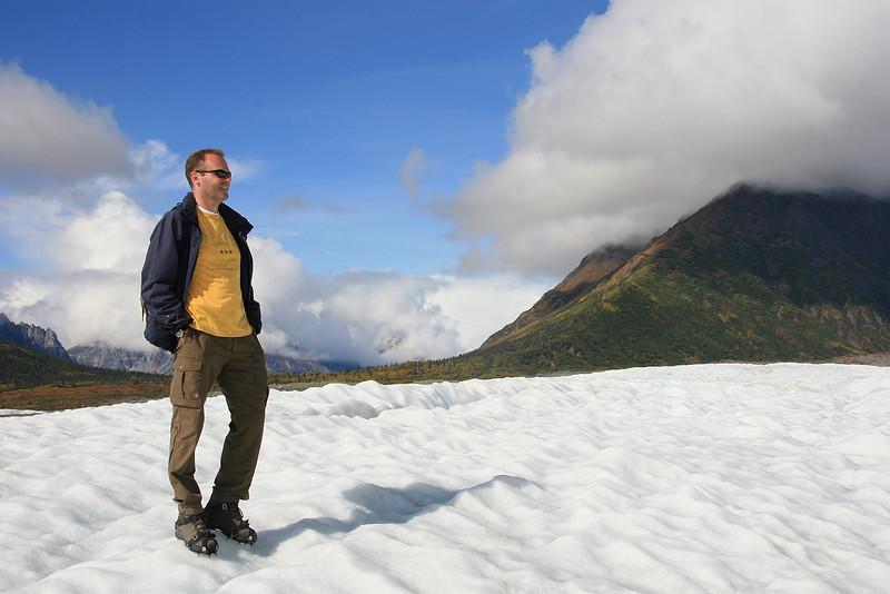 Root Glacier, Wrangell - St. Elias National Park, Alaska.