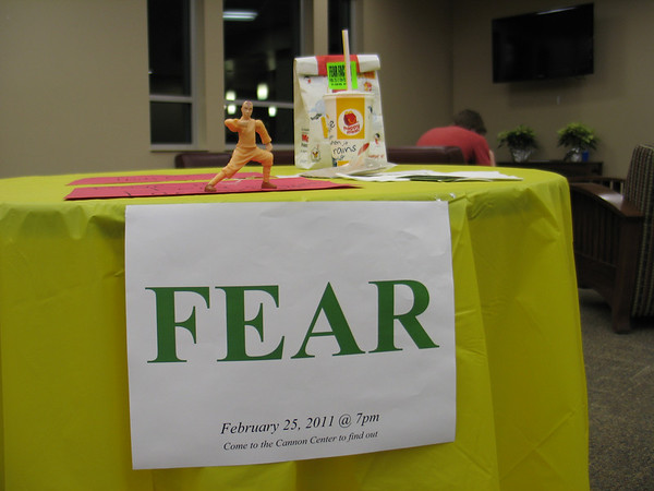 Helaman Halls Fear Factor Winter 2011
