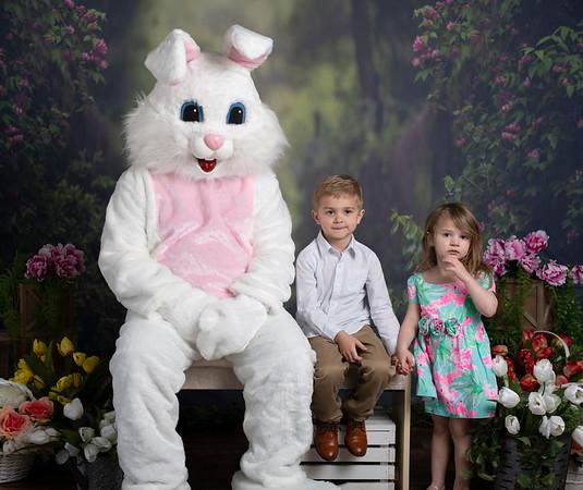 Margaret   Easter Bunny