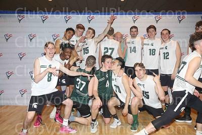 Michigan State Team Photo