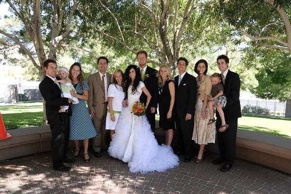 Lana and Tyson wedding