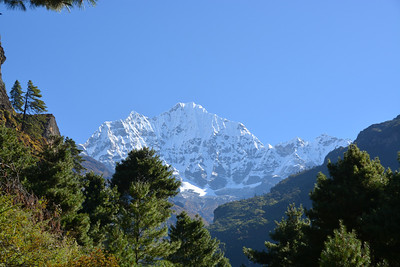 Day 2 - Phakding to Namche Bazar (Oct 9)