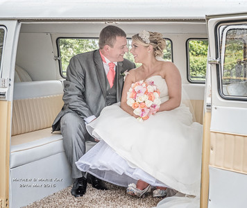 Marie & Mathew 29th May - Mount Pleasant Doncaster