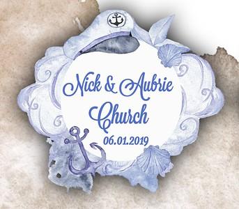 Nick & Aubrie's Wedding!