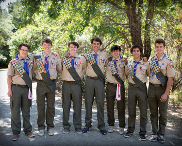 2021 Eagle Scouts, Troop 237