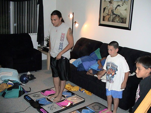 2004/06/26 - Steve's DDR Cult